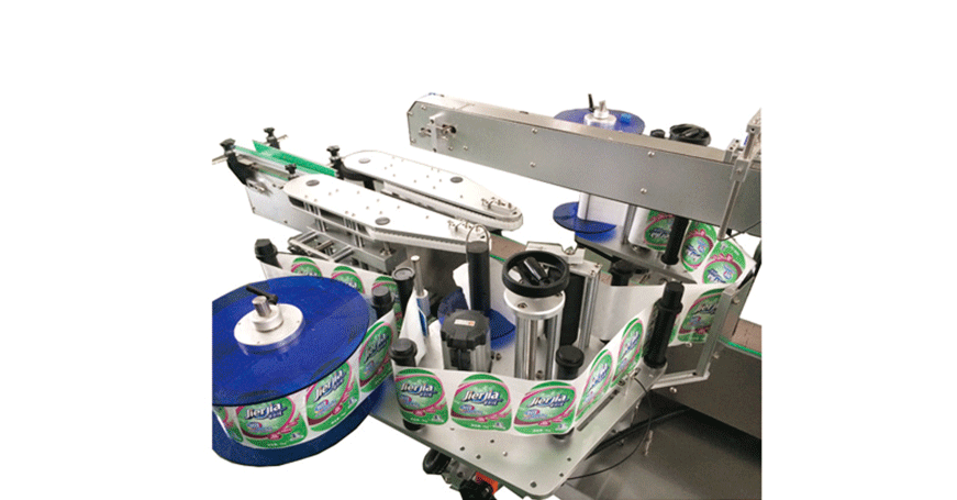 Full Automatic Double Sides Labeling Machine(ST-71200)